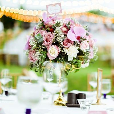 Catering voor uw trouwfeest
